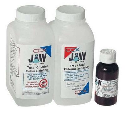 HF Scientific 12 Month Supply of Free Chlorine Reagent, powder
