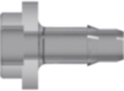 Build-a-Part 400 Series Barb 3/32in (2.4 mm) ID Tubing Polysulfone