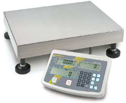 Industrial counting scale 0,001 kg; 0,002 kg ; 75 kg; 150 kg