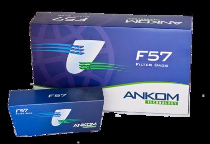 Fiber Filter Bags 25 micron, 200/pk