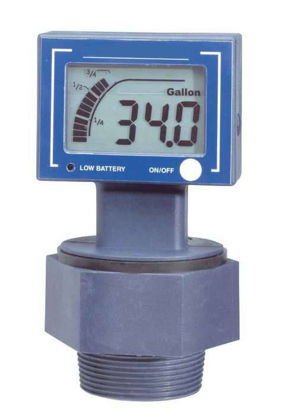 LEVEL GAUGE 15 TO 55 GAL DRUM