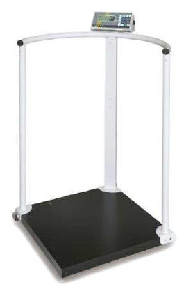 Handrail scale approved as a medical device 100 g 300 kg