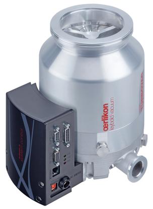 TURBOVAC T 350 iX / DN 100 ISO-K