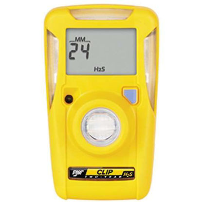 GAS DETECTOR SINGLE H2S 3YEAR