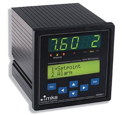 PDR900 EU Single Channel Vacuum Gauge Controller - for Series 900 Vacuum Transducers
