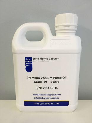 Vacuum Pump Oil - Grade 19 - 1L