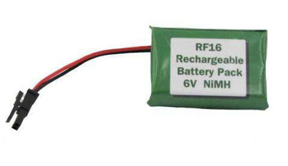 Gas Production Rechargeable Battery Pack
