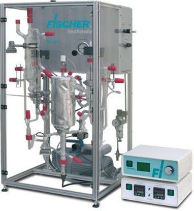 Vapour-Liquid-Equilibrium Determination Apparatus FISCHER® LABODEST® VLE 602
