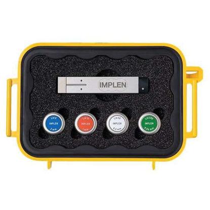 Implen Dilution Lid f/ Microvolume Adapter, 25-3750 ng/uL dsDNA, 0.7-108 mg/mL BSA
