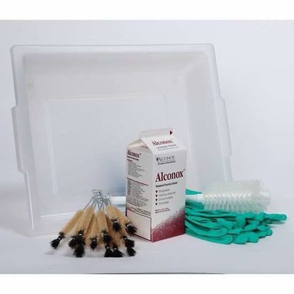 GLASSWARE WASH KIT LG 10 ALCO