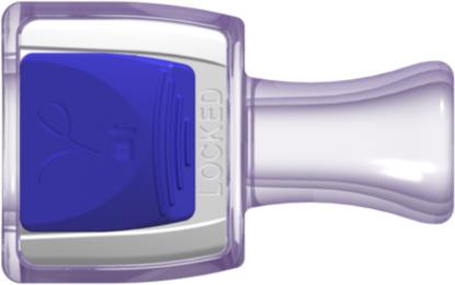 RQC Series Female Connector Cap Locking Version  Polycarbonate