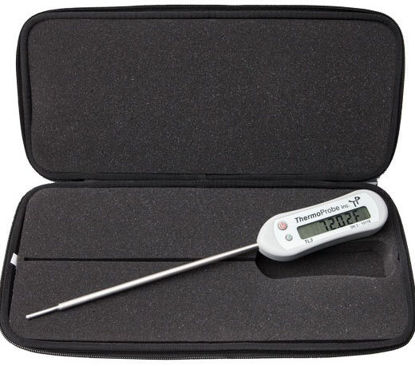 TL3 Precision Thermometer, 8 in. (20cm) sensor length, Ambient temperature range -20°C to +40°C, includes hard case.