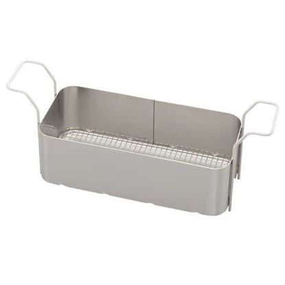 Elmasonic Ultrasonic Cleaner Basket, E+ and P Series; 1.5 gal.