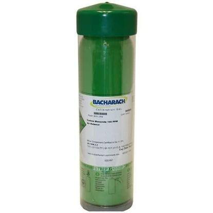 Bacharach 0051-1994 Calibration Gas, 100 ppm CO; 103 L