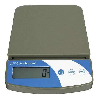 Cole-Parmer Symmetry Compact Portable Toploading Balance, 200g x 0.1g, 220V