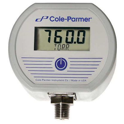 Cole-Parmer Food Processing Absolute Pressure Gauge