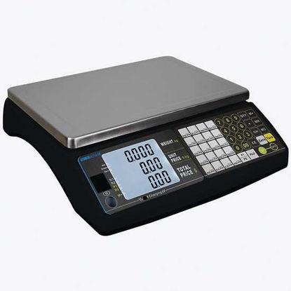 Adam Equipment Raven RAV 6Da Price Computing Scale, 6 lb/3 kg x 0.001 lb/0.5 g, 220 V
