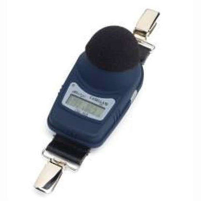 Casella CEL-350IS Individual Intrinsically Safe micro noise badge, with mounting clips