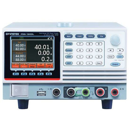 GW Instek PSB-1400L Programmable Multirange DC Power Supply, 400 W