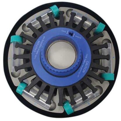 Benchmark Scientific D2400-R5  Tube Holder for BeadBlaster™, 6 x 5.0 mL