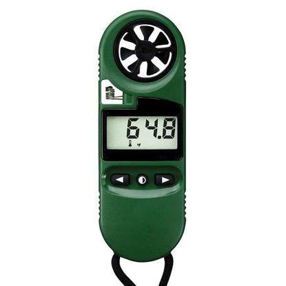 Kestrel 0820 (GREEN) Pocket Thermo Wind Meter Plus