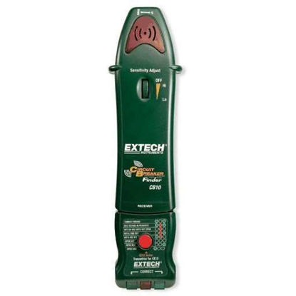 Extech CB10 AC Circuit Breaker Finder/Receptacle Tester