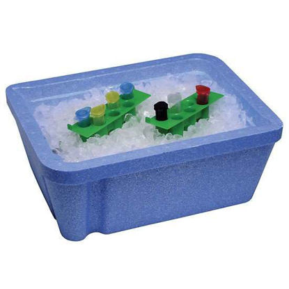 Argos Technologies Polarsafe Ice Pan, 4 L, Polystyrene, Blue; Each