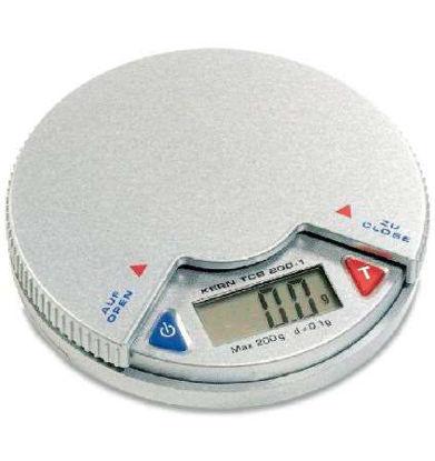 Pocket balance 0,1 g ; 200 g