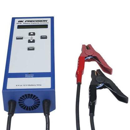 B&K Precision 601B  Handheld Battery Capacity Analyzer; 6 and 12 V SLA