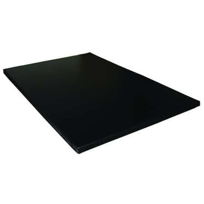 "HEMCO Phenolic Work Surface for Universal and Clean Aire II, flat, 30"" W"