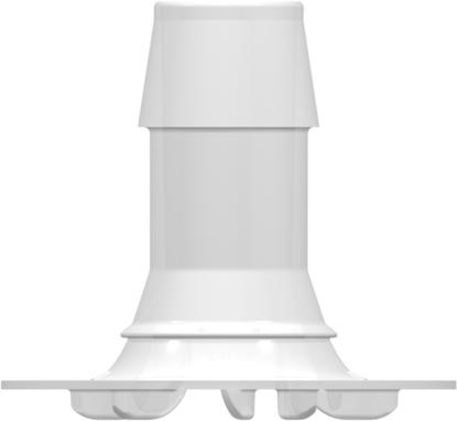 "Bag Port with 600 Series Barb 3/4in (19.0 mm) Tubing ID Value Pharmaâ""¢ USP Class VI Animal-free Polyethylene"