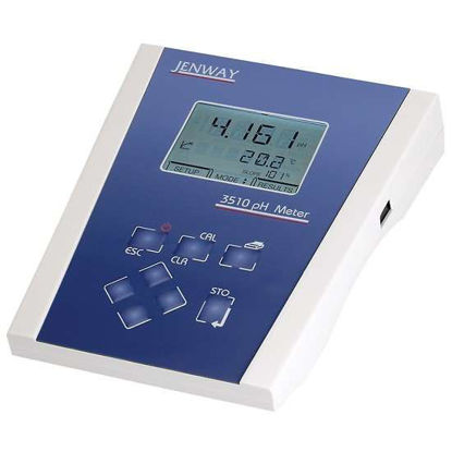 Jenway 3510 Standard Digital pH Meter Only, ATC; 230 V/UK