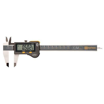 """Fowler 54-100-169-0 Ultra-Cal V Electronic Caliper with Bluetooth; 12""""/300mm"""