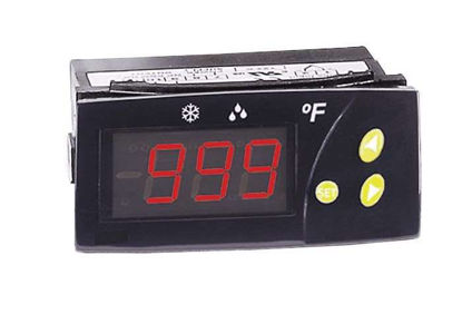 Dwyer TCS-4010 Thermocouple Temperature Controller, Type K and J, 110V, °F