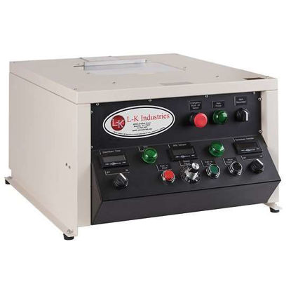 L-K Industries Heated Oil Centrifuge for Short Cone Tubes, 220 VAC