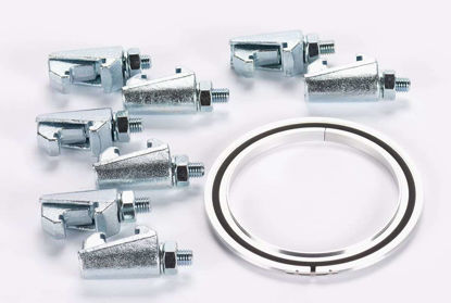 Mounting kit TURBOVAC DN 160 ISO-K
