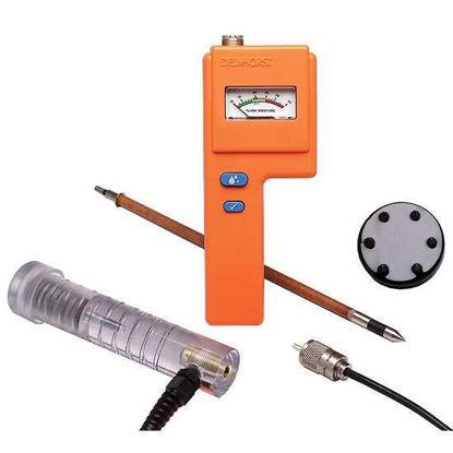 Delmhorst F-6/PKG F-6/PKG Analog Hay Moisture Meter Kit, Range 13% - 40%