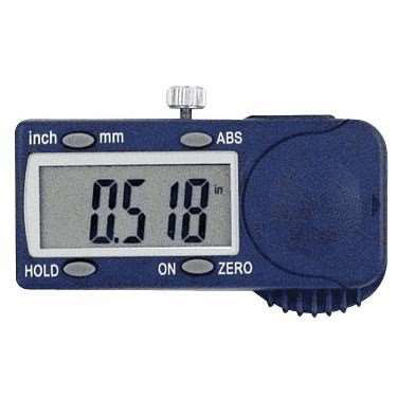 """Fowler 54-101-600-1 Xtra-Value CAL Electronic Caliper, Large Display, 6""""/150 mm"""