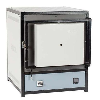 SNOL 7.2/1300 LSC01 Ceramic Chamber Furnace, 7.2 L, 230V