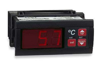 Dwyer TCS-4011 Thermocouple Temperature Controller, Type K and J, 110V, °C