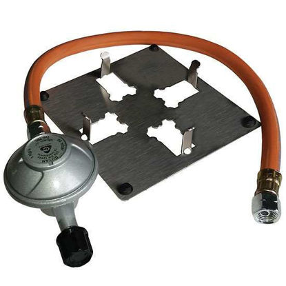 Argos Technologies FireStar Gas Cartridge Adaptor for Coleman 250g