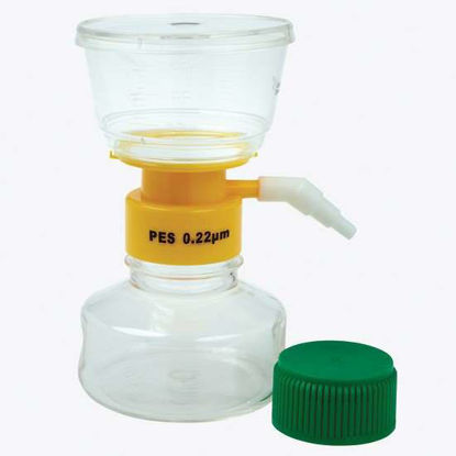CELLTREAT Scientific Products 229705 Sterile Filter System with PES membrane, 150 mL, 0.22 μm, 50 mm; 12/cs