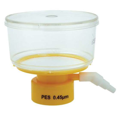 CELLTREAT Scientific Products 229712 Bottletop Filter, 250 mL, .45 μm; 24/cs