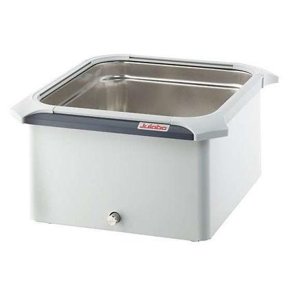 Julabo CORIO™ B13 Bath Tank, Stainless Steel; 13 L