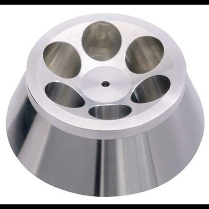 Cole-Parmer MP(R)315 Centrifuge High Speed Fixed Angle Rotor, 6 x 250 mL