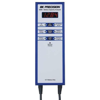 B&K Precision 600B Handheld Battery Capacity Analyzer; 12 V SLA