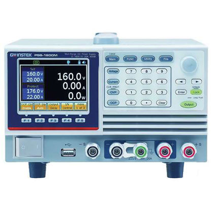 GW Instek PSB-1800M Programmable Multirange DC Power Supply, 800 W