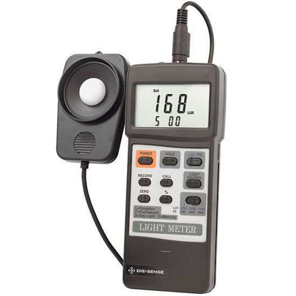 Digi-Sense Traceable® Light Meter with RS-232 Output and Calibration