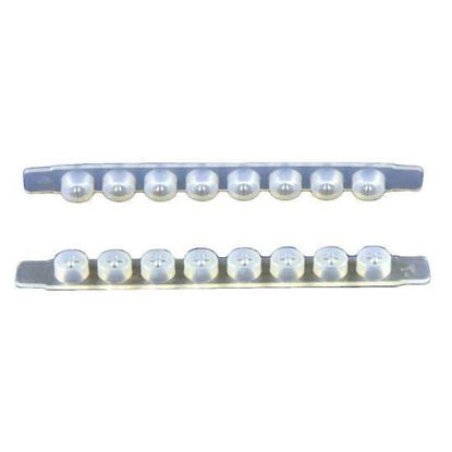 Kinesis TELOS® MicroPlate Sealing Strips; 24/pk