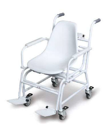 Chair scale with type approval 100 g 300 kg